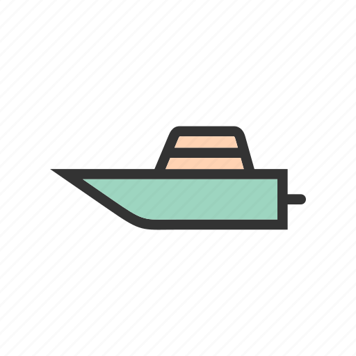 boat, lifestyle, luxury, speed, speedboat, water, yacht icon