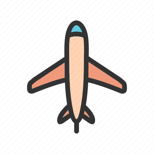 aeroplane, flight, fly, journey, plane, speed, traveling icon