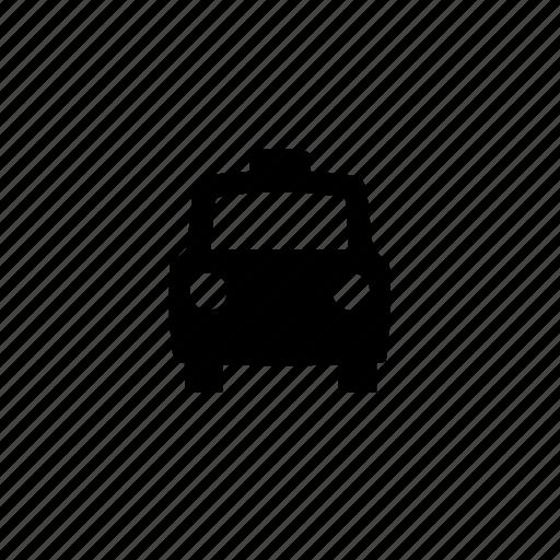 cab, travel, vehicle icon