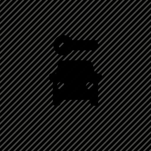 car, keys, travel, vehicle icon