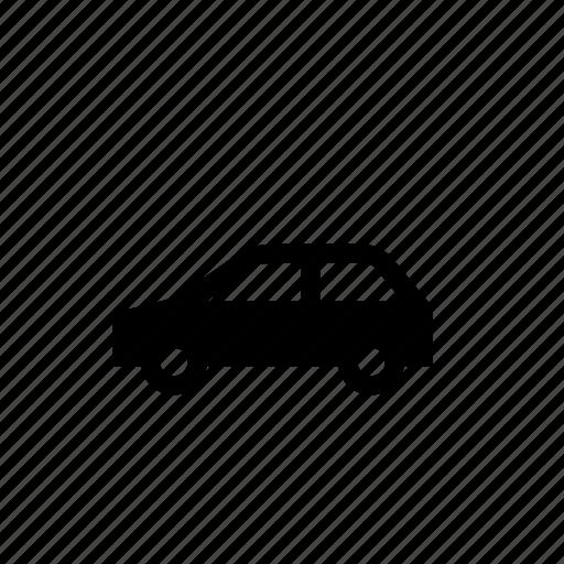 car, hatchback, side, travel, vehicle icon