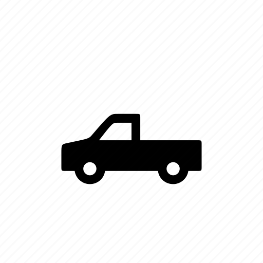 car, pickup, side, travel, vehicle icon