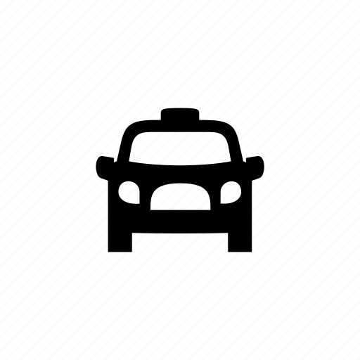cab, car, taxi, travel, vehicle icon