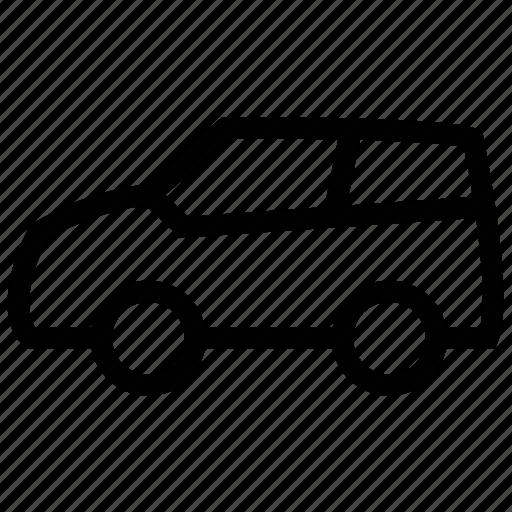 automobile, car, jeep, luxury, luxury car, luxury vehicle, mountain van, transport, transportation, van, vehicle icon