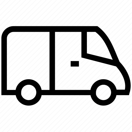 auto, auto wagon, cargo, delivery wagon, lorry, shipping truck, vehicle icon