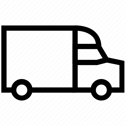 cargo, cargo vehicle, delivery truck, goods transport, lorry, shipping truck, vehicle icon