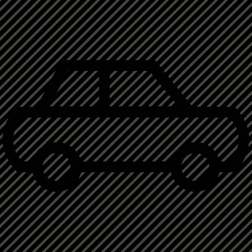 automobile, cab, cab car, car, motor, taxi, vehicle icon