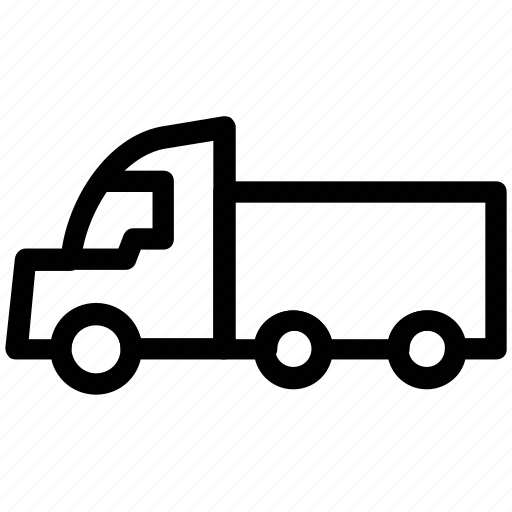 cargo, cargo vehicle, delivery truck, lorry, shipping truck, transportation, truck icon