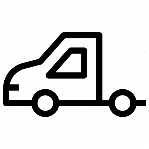 cargo, cargo vehicle, front vehicle, goods transport, transport, transportation icon