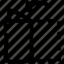center, fold, half, letter, note, paper