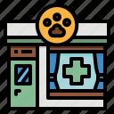 animal, clinic, hospital, pet, veterinary