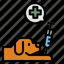 animal, healthcare, medical, pet, veterinarian icon