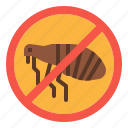 bug, flea, healthcare, medical, parasite icon