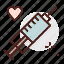 pet, syringe, vet