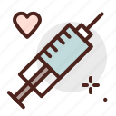 pet, syringe, vet icon