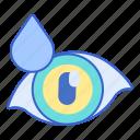 animal, animal eye care, care, eye, pet eye care, pet optometry icon