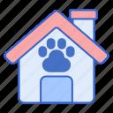 boarding, pet, cat hotel, dog boarding, dog hotel, pet boarding, pet hotel icon