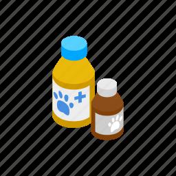 animal, blog, health, isometric, medicine, tablet, vet icon