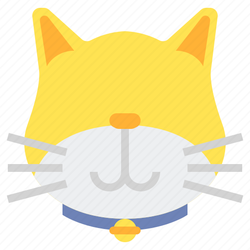 Cat, feline, kitty, pet icon - Download on Iconfinder