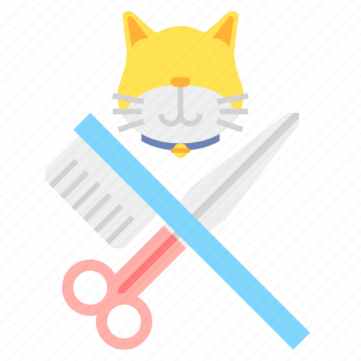 Cat, grooming, pet icon - Download on Iconfinder