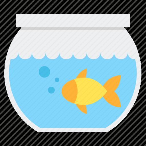 Goldfish, fish, pet icon - Download on Iconfinder
