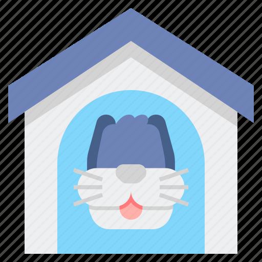 boarding, pet, sitting icon