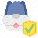 health, insurance, pet icon