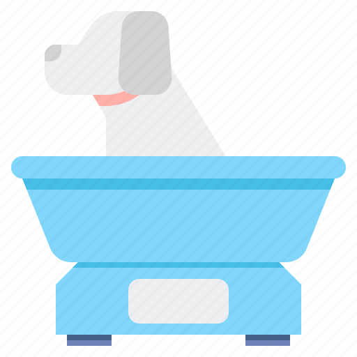 animal, pet, scale icon
