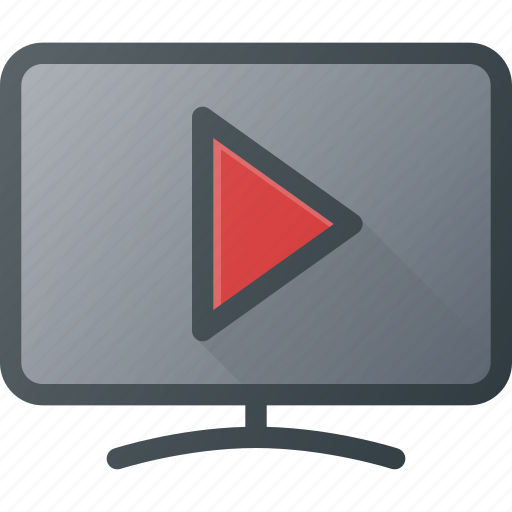 Movie, play, smart, television, tv icon - Download on Iconfinder