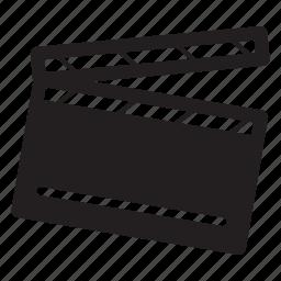 board, director, movies, video icon