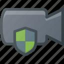 protect, movie, record, camera, cam, film icon