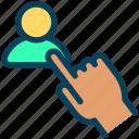 video, content, user, blogger, click, profile