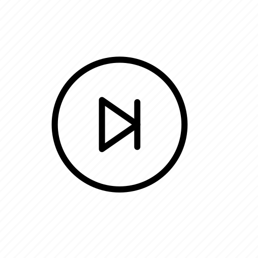 fast forward, forward, multimedia, player, player controls, video, video controls icon