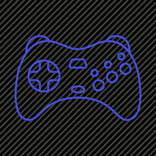 consoles, controller, game, gamepad, purple, retro, saturn, sega, video, vintage icon