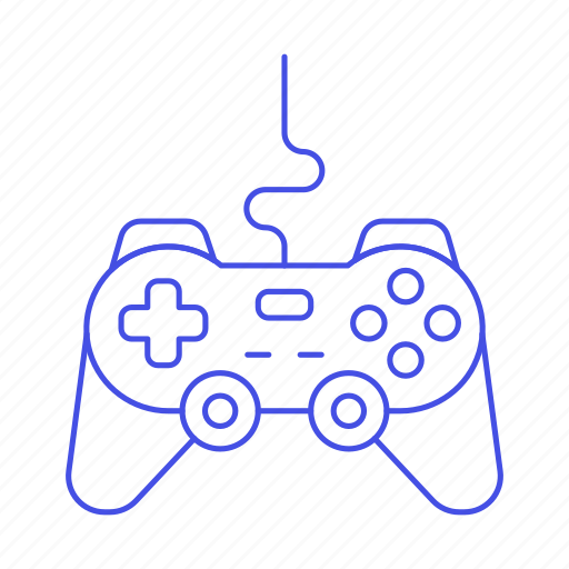 analog, consoles, controller, game, generic, pad, stick, video, white icon