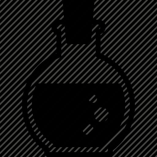 bottle, chemical, elixir, health, magic, mana, potion icon