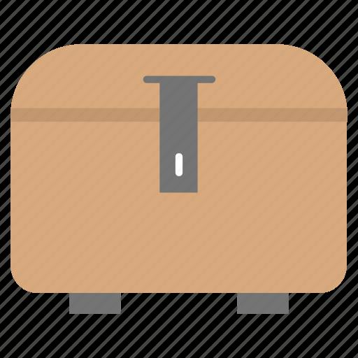 game, reward, success, treasure box, treasure chest icon