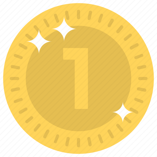 coin game, energy game, star coin, video game, winning coin icon