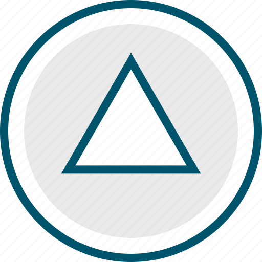 Play, playstation, ps, triangle icon - Download on Iconfinder