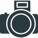 antique camera, camera, photography, retro camera icon