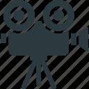 journalistic camera, news media, news photography, photojournalism icon