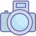 antique camera, camera, photography, retro camera icon