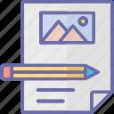 film storyboard, filmmaking, screenwriting, shooting board icon