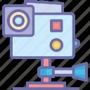 action cam, action camera, compact digital camera, digital camera icon
