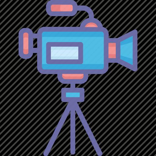 camera monopods, camera stand, camera tripod, cinema icon