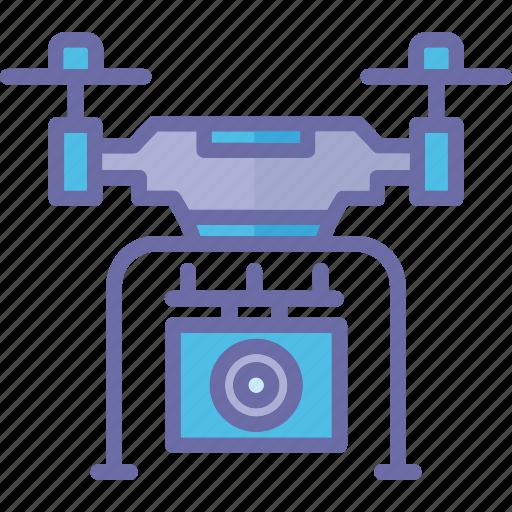 360 drone, camera drone, drone technology, drone video icon