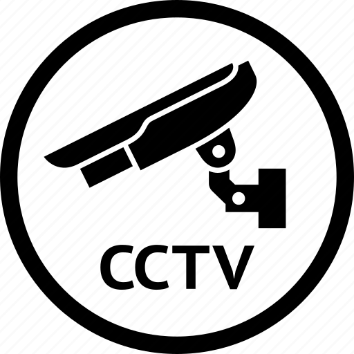Camera Security Cttv Guard Secure Video Surveillance Icon