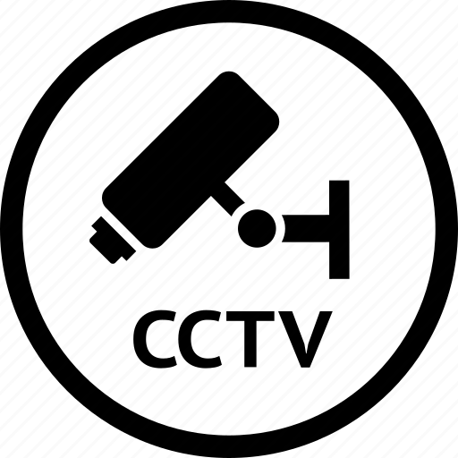 camera security, cttv, guard, secure, video surveillance icon