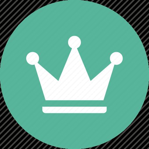 crown, emperor, king, queen, rich, royal, treasure icon