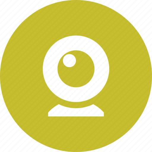 cam, camera, socil, video, web, webcam icon
